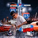 Atlanta To Alabama 3 (Hosted By Eldorado Red) mixtape cover art