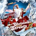Christmas On Da Streets mixtape cover art