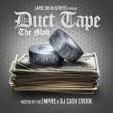 Duct Tape The Mob (Best Of DTE) mixtape cover art