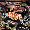 Large On Da Beats mixtape cover art