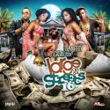 Large On Da Streets 16 mixtape cover art