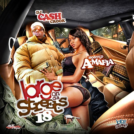 dj cash crook large on da streets 18