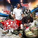 Large On Da Streets 19 (Hosted By Alley Boy) mixtape cover art