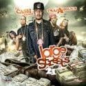 Large On Da Streets 21 mixtape cover art
