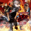 Large On Da Streets 25 mixtape cover art
