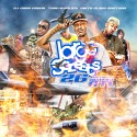 Large On Da Streets 26 (Hosted By Scotty) mixtape cover art