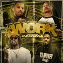 All Money - #Work mixtape cover art