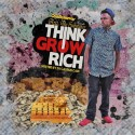Aziz The Substance - Think & Grow Rich mixtape cover art