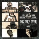 Black The Don - The Take Over mixtape cover art