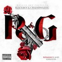 Blackboi & ChainSwaang - R&G (Romance & Gangsta) mixtape cover art