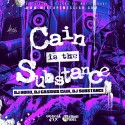 Cain Is The Substance mixtape cover art