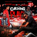 Catching Plays 2 mixtape cover art