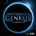 Genesis Act 2 mixtape cover art
