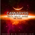 Gutta Beatz Juugin - Cannabyss mixtape cover art