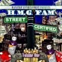 HMG - Street Certified mixtape cover art