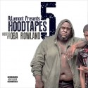 Hood Tapes 5 (Hosted By Oba Rowland) mixtape cover art