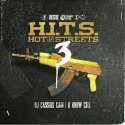 Hot In The Streets 3 mixtape cover art