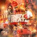 Indy Heat mixtape cover art