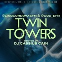 Lino Cordova & G.O.D - Twin Towers mixtape cover art