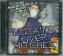 Microwaveman - Cocaine Over Bitches mixtape cover art