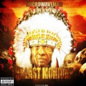Microwaveman - The Last Mohican mixtape cover art