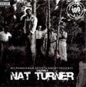 Microwaveman Ent - Nat Turner mixtape cover art