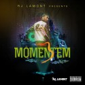 Momentem 3 mixtape cover art