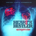 Rez Stackz - Heart Of A Hustler mixtape cover art