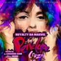 Royalty Da Marvel - Penelope Cruz mixtape cover art