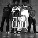 Team734 - Straight Outta Ypsi mixtape cover art