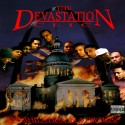 The Devastation Clic - Annihilation Is A Promise mixtape cover art