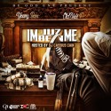 Young Bam & Old Dixie P - I'm Juz Bein Me mixtape cover art