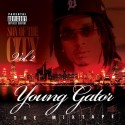 Young Gator - Son Of The City mixtape cover art