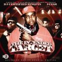 J-Czar - The Intended Target mixtape cover art