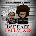 Chamillionaire - Bad Azz Freemixes mixtape cover art