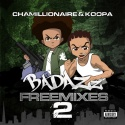 Chamillionaire - Badazz Freemixes 2 mixtape cover art