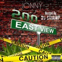 Jonny - 200 East View mixtape cover art