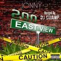 Jonny - 200 East View mixtape cover art