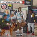 Skywalkin - Baggage Claim mixtape cover art