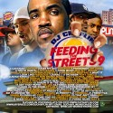 Feeding The Streets 9 mixtape cover art