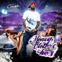 Jim Jones - Money, Clothes & Ho's mixtape cover art