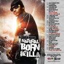 Camron - Natural Born Killa mixtape cover art