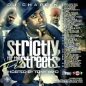 Strictly For The Streets, Pt. 2 (Hosted by Tony Yayo) mixtape cover art