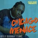 Lil Les - Chicago Menace mixtape cover art