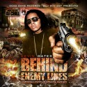 Kevin Gates - Behind Enemy Lines mixtape cover art