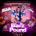 ButtaGoHarder - Barz By Da Pound  mixtape cover art