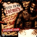 Hollywood - Letter To My Enemies mixtape cover art