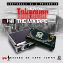 Chophouze Takeover mixtape cover art