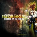 Fresh Beats - DBZ Chronicles mixtape cover art