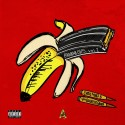 Banana Clips Vol. 1 mixtape cover art